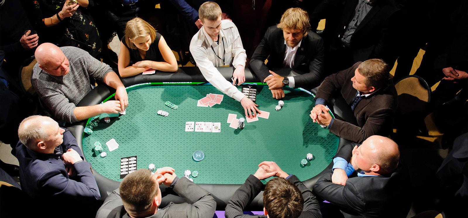 Profesionali kazino įranga